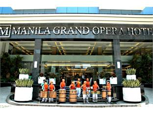 More photos - Manila Grand Opera Hotel