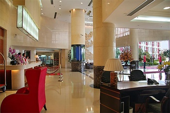 - Shanghai Airlines Travel Hotel (Pudong Airport)