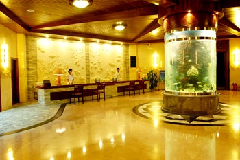 Lobby - Yalong Bay Underwater World
