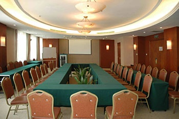 Meeting Room - Piaoying Hotel Shanghai