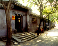 Ancient Gardens of Beijing – Jingshan Park, Beihai Park, Hutong lunch and tour