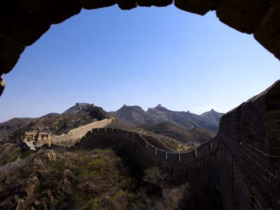 Hiking Cross the Wild Great Wall of Shixiaguan Section One Day tour