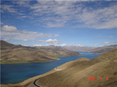 Heavenly Lake Yamdrok Day Tour