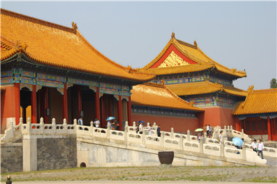 Pure View: Forbidden City&Temple of Heaven & Summer Palace Day Tour