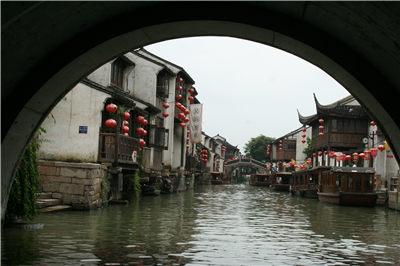 Su Zhou & Zhou Zhuang Water Village Day Tour