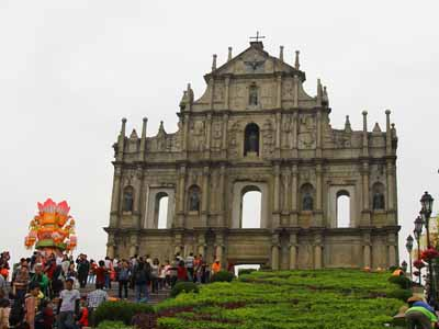 Macau Excursion