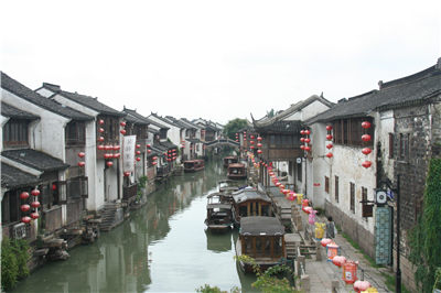 Zhou Zhuang Water Village Half Day Tour