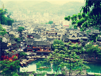 2 Days Fenghuang Ancient City Tour