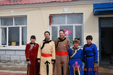 Trip to Explore the Ethnic North Region of Inner Mongolia