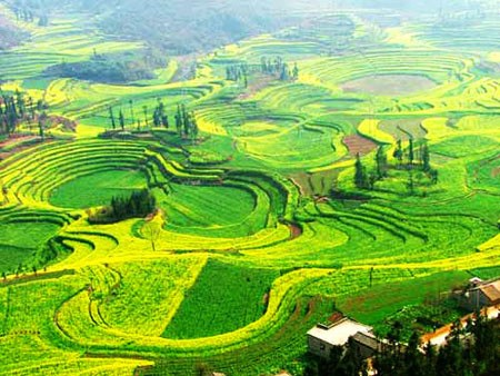 2 Days Dongchuan Red Soil Land Tour