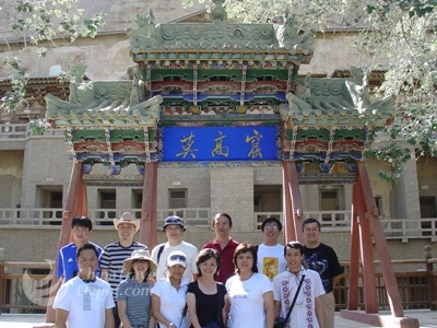 Dunhuang Day Tour to Mogao grottoes and Sanwei mountain