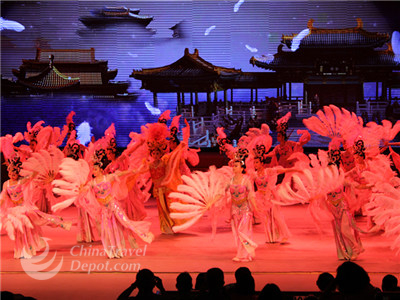 Xi'an Night Tour -Tang Dynasty Dancing Show