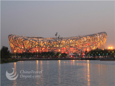 Ancient Beijing & New Olympics tour