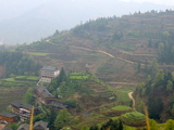 The Rice Patties outside Guilin