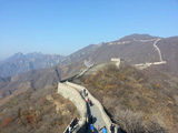 View of Mutianyu Great Wall